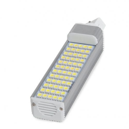 Bombilla G24 4 Pins 60 LED SMD5050 12W 1000Lm