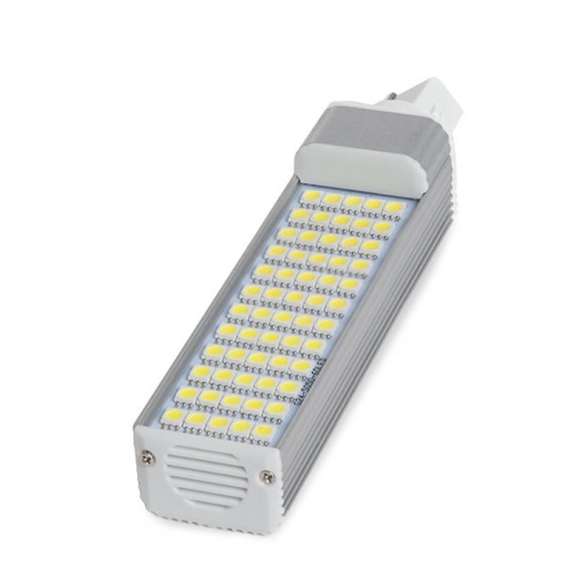 Bombilla LED G24 4 Pins 60 X SMD5050 12W 1000Lm - Imagen 1