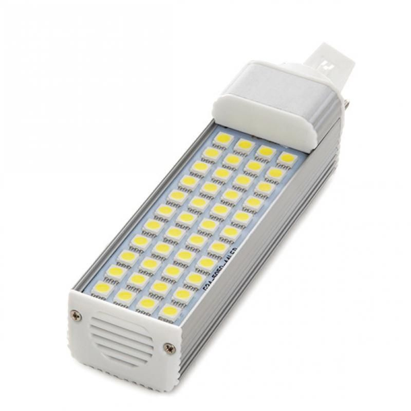 Bombilla LED G24 4 Pins 40 X SMD5050 8W 680Lm - Imagen 1