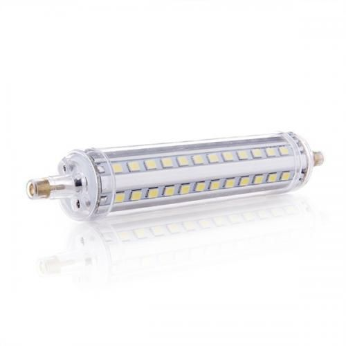 Bombilla LED R7S DIMABLE 118mm 360º SMD2835 10W 1150Lm