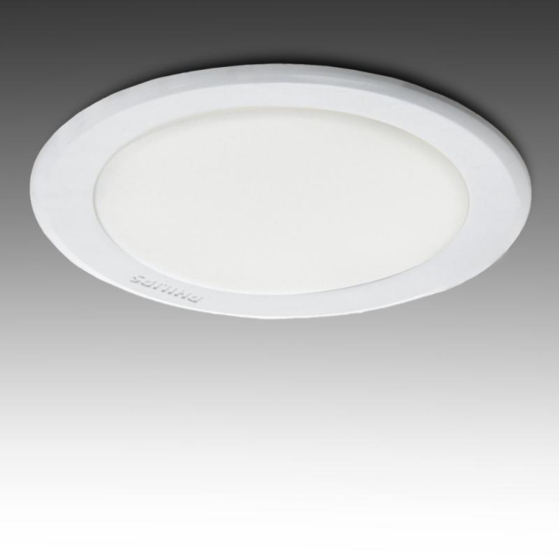 Downlight LED PHILIPS MESON Empotrable Blanco 6W 550Lm - Imagen 1