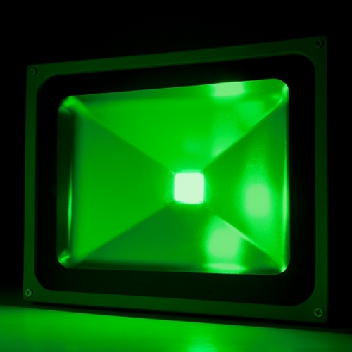 Foco Proyector LED Exterior STREET 50W 4250Lm  Verde