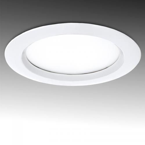 Downlight LED IP65 Baños y Cocinas  Ø190mm 18W 1620Lm