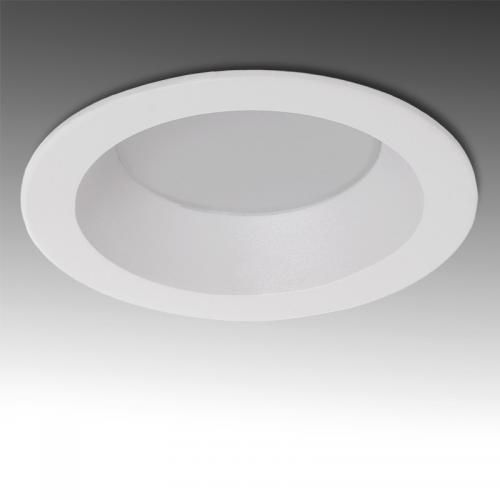 Downlight Circular LED Anti-Deslumbrante 9W 900Lm
