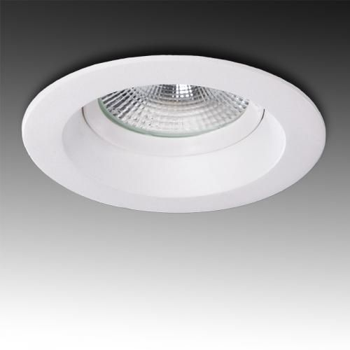 Downlight Circular LED Anti-Deslumbrante COB 7W 700Lm