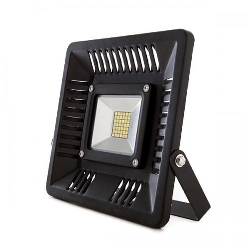 Foco Proyector LED Exterior SUPERSLIM 50W 4500lm