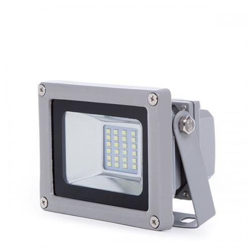 Foco Proyector LED IP65 SMD Brico 10W 1100Lm - Imagen 1