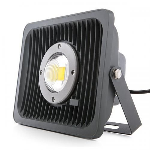 Proyector LED Exterior Ángulo Reducido 50W 4000Lm
