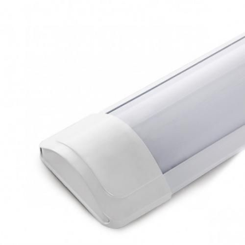 Luminaria LED Lineal Superficie 1200Mm 40W 3600Lm - Imagen 1