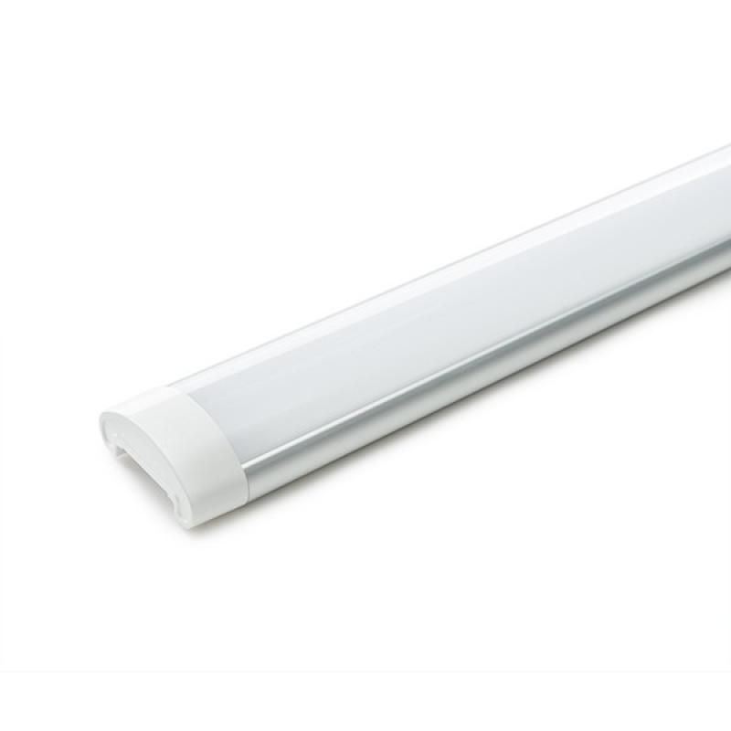 Luminaria LED Lineal Superficie 600Mm 20W 1800Lm - Imagen 1