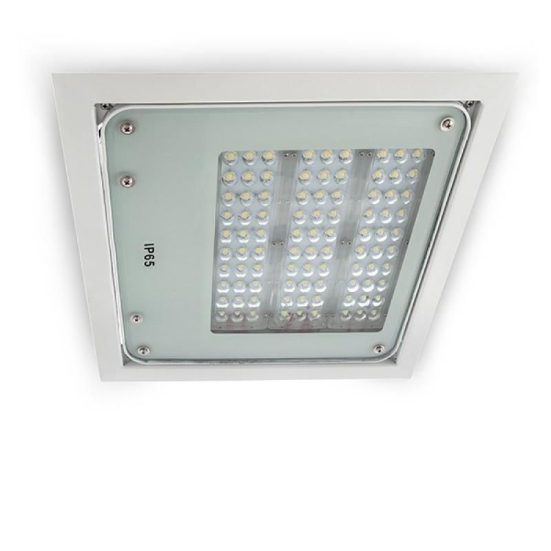 Foco Proyector LED IP65 Empotrable 80W 8000Lm  Especial Doseles - Imagen 1
