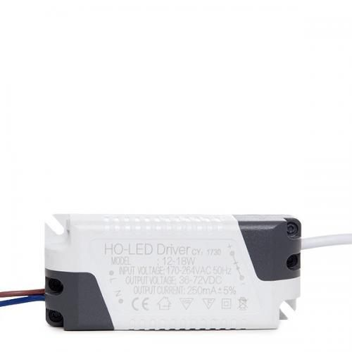 Driver No Dimable Focos/Downlights LED 12W