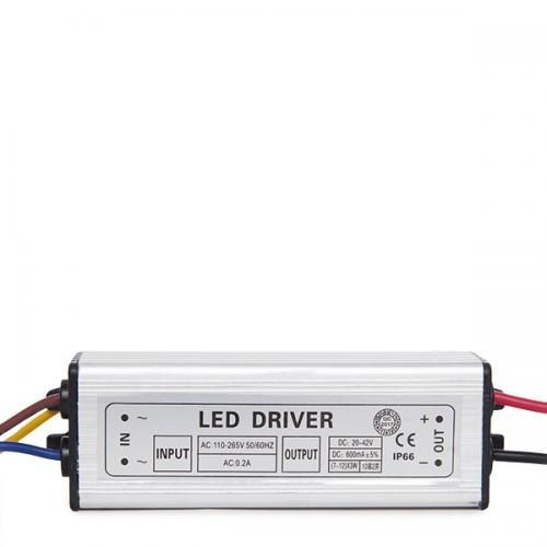 Driver No Dimable Proyector LED 20W
