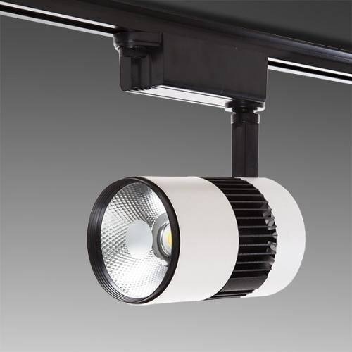 Foco Carril LED Monofásico 20W 2000Lm  Annabelle - Imagen 1