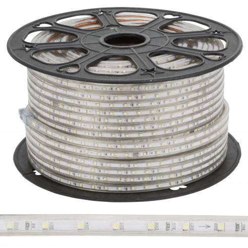Tira 60 LED/M 220VAC 100M SMD3528 IP65